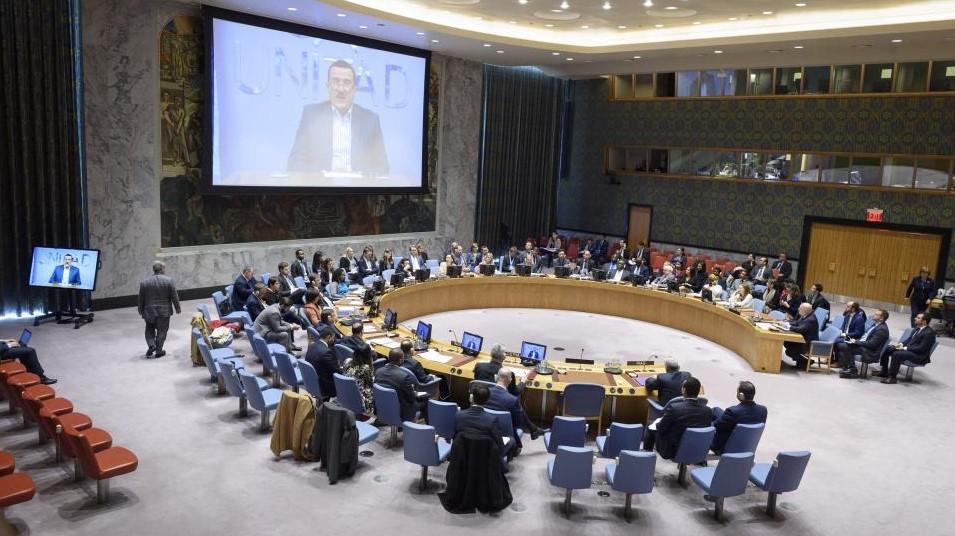 """اشبعوا ايفادات !مجلس الأمن يمدد ولاية فريق التحقيق الدولي """"يونيتاد"""" بالعراق لمدة عام"""